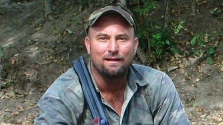 A veteran South African big game hunter died on Friday inZimbabwe after a fellow hunter fired his gun at an elephant causing it to collapse on him, according to multiple media reports.  According to South African news organization,News 24, Theunis Botha, 51, was leading a group of hunters when four elephants charged the group inside theGood Luck Farm preserve in Zimbabwe.