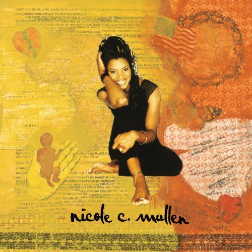 """Nicole C. Mullen sings """" I KNOW MY REDEEMER LIVES"""" because Jesus lives I can face tomorrow! Gratitude"""