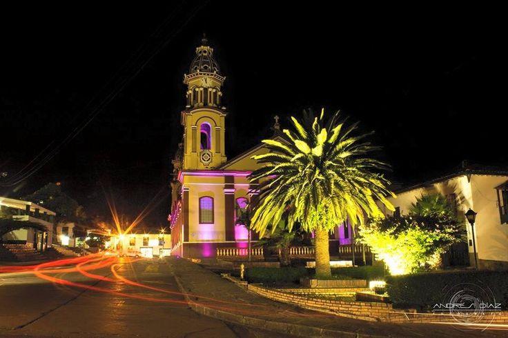Vèlez Santander Colombia Foto de Andres Diaz