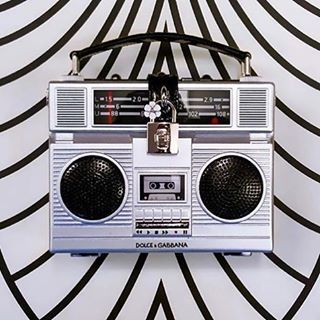 @stefanogabbana Make music with the special edition #DGDOLCERADIOBAG ❤️❤️❤️❤️