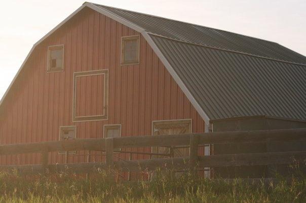 cool barn close to Elnora Alberta