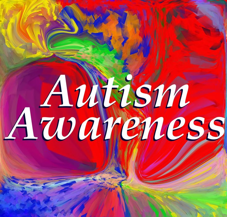 April is Autism Awareness month..