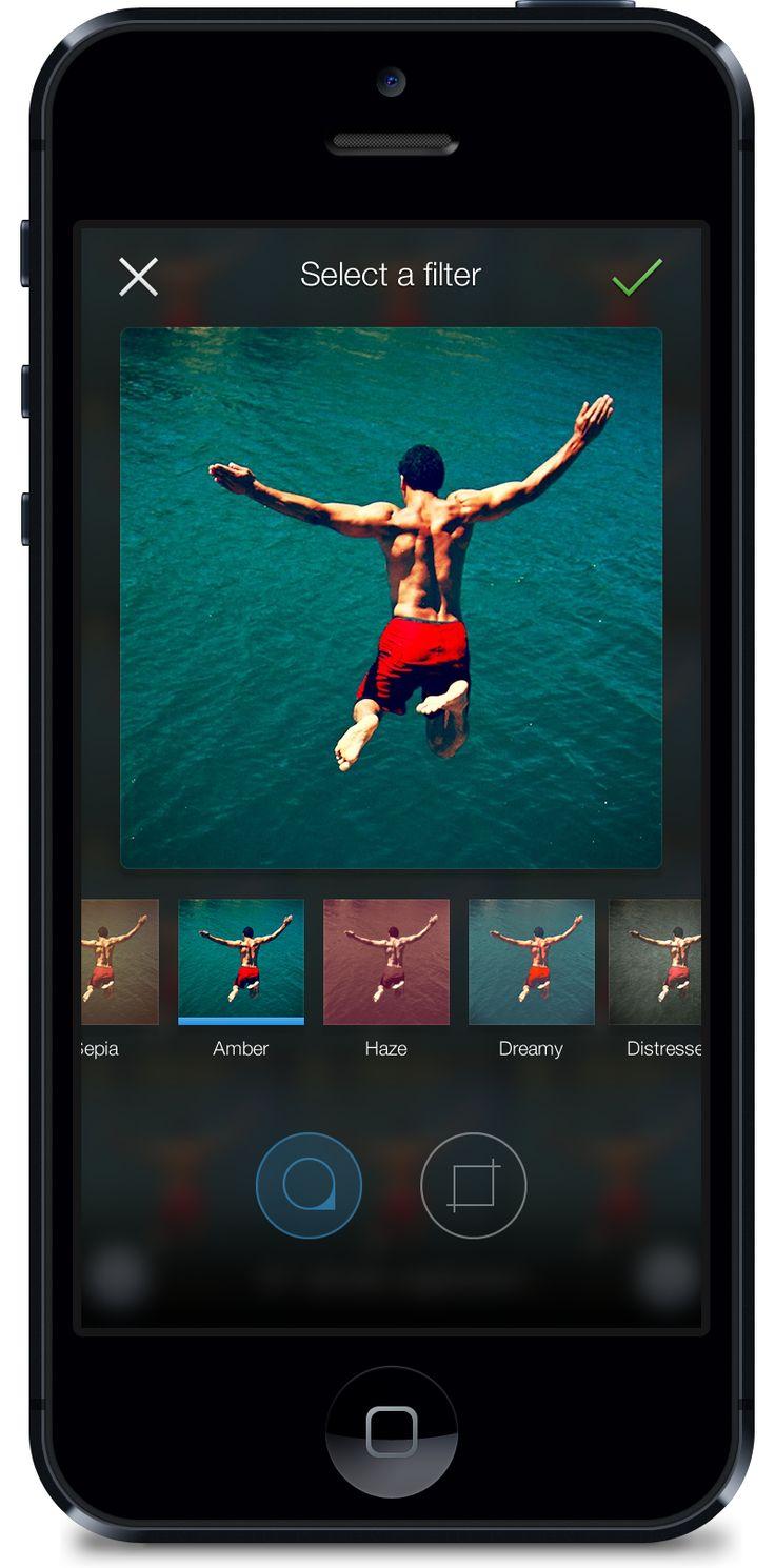 iPhone Camera App / Eric Hoffman