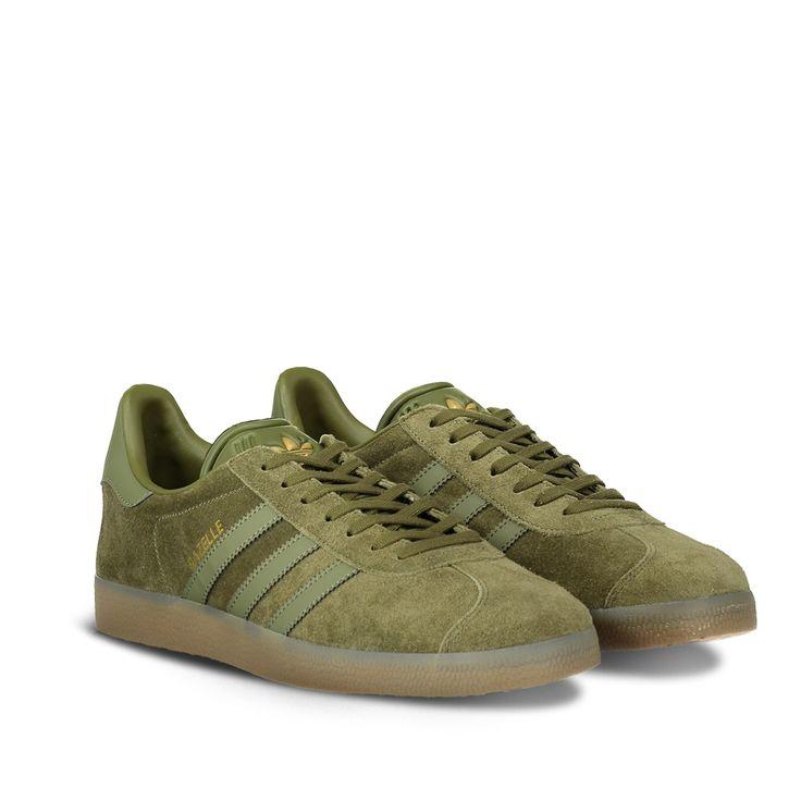 Adidas Gazelle Green, Green