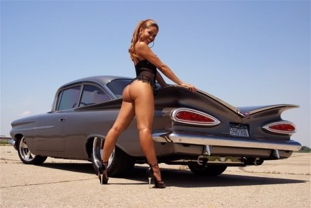 babes-and-cars: Girl And Car http://babes-and-cars.tumblr.com/