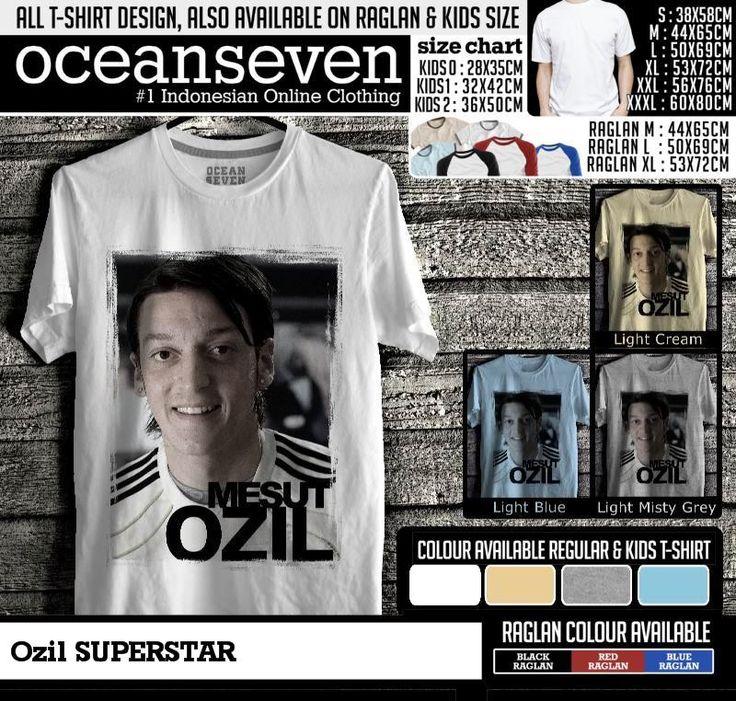 ozil superstar