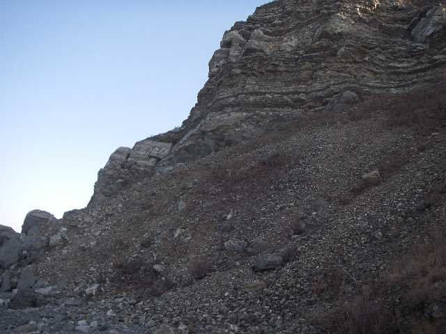 Cape Mramorny (Marble) (Khasan district, Primorsky kray, Russia)