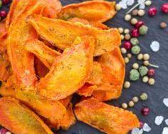 Chips poids plume de carotte anticellulite au four : http://www.fourchette-et-bikini.fr/recettes/recettes-minceur/chips-poids-plume-de-carotte-anticellulite-au-four.html