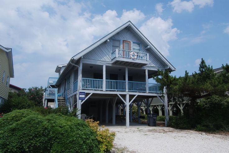 Water Logged - House | 5th-9th Row Sunset Beach Vacation Rentals
