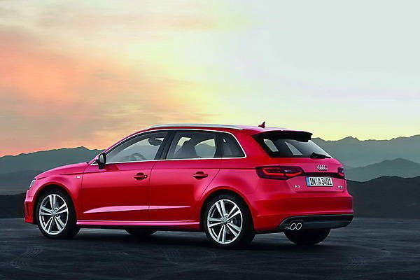 2018-2019 Audi A3 Sportback – New Sportbek A3 from 2018-2019 Audi
