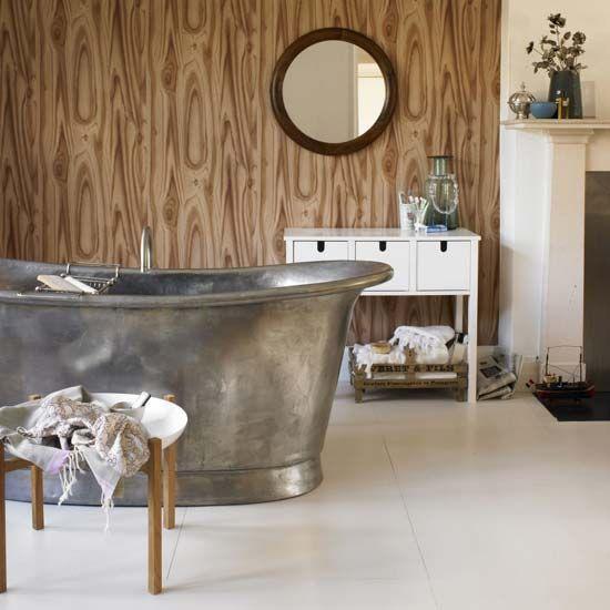 Faux Bois Wallpaper 53 best faux bois images on pinterest | wood grain, elle decor and