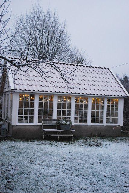 Julia's White Dreams: Greenhouse