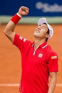 錦織 圭、M・クリザンにリベンジを果たし、連覇へ王手!(2015バロセロナ・オープン)