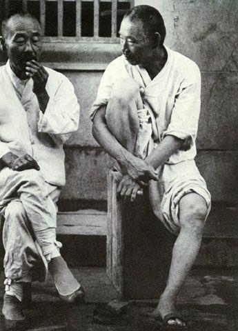 Photo by Yim, Eung-sik 1947 Busan (Small Talk)