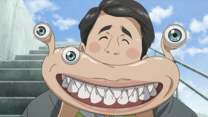 Parasyte - Uda (V: Okay, THAT was disgusting :D)