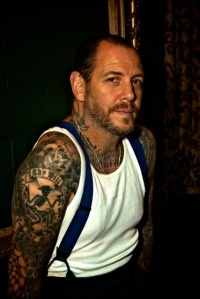 Mike Ness...Social Distortion!