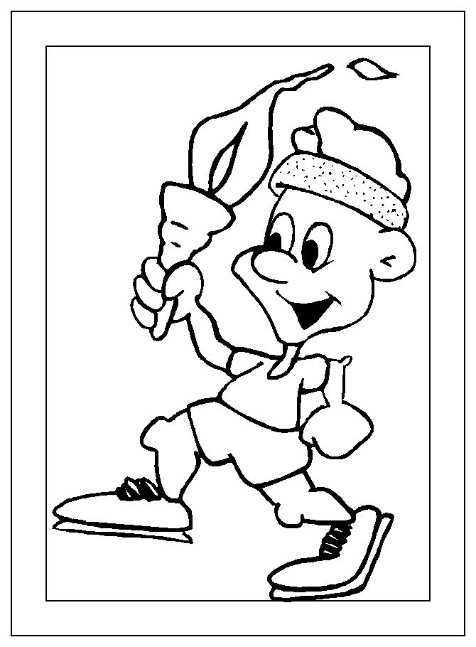 london olympics logo coloring pages - photo#15