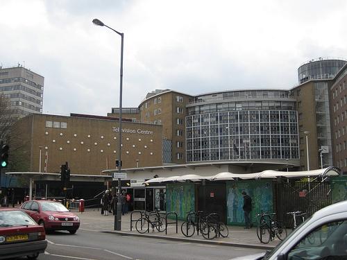 The BBC Television Centre Tour