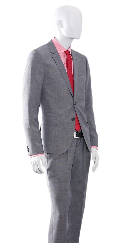 NEW FORMAL  Anzug, Hemd & Krawatte z.B. HUGO BOSS