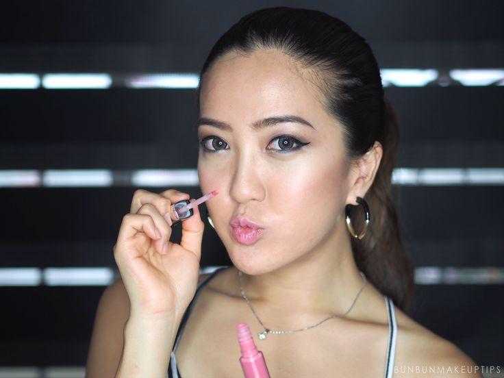 Revlon-Ultra-HD-Lip-Lacquer-Pink-Sapphire-Review_4.jpg (1800×1350)