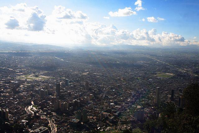 Panorámico Bogotá