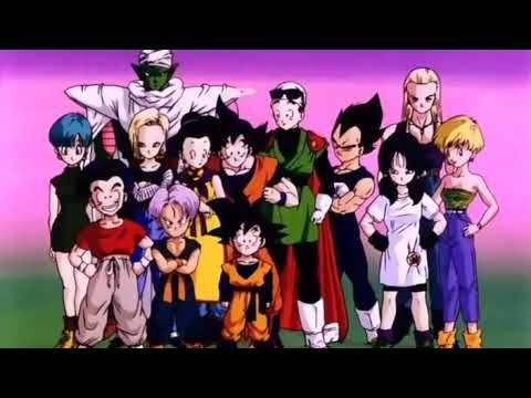Dragon Ball Z opening 2(Audio Español Latino) - YouTube