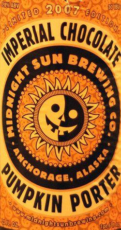 Midnight Sun T.R.E.A.T. Imperial Chocolate Pumpkin Porter