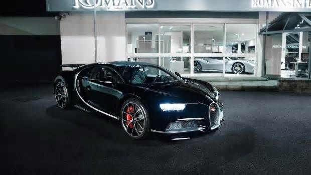 First used Bugatti Chiron aims for £1m profit Romans International is selling a Bugatti Chiron on behalf of its owner, whose set to net a seven-figure profit if the car sells for its £3.6m asking price. Having covered just 1330 miles in his £2.5m hypercar, the owner has decided to list his Chiron ...
