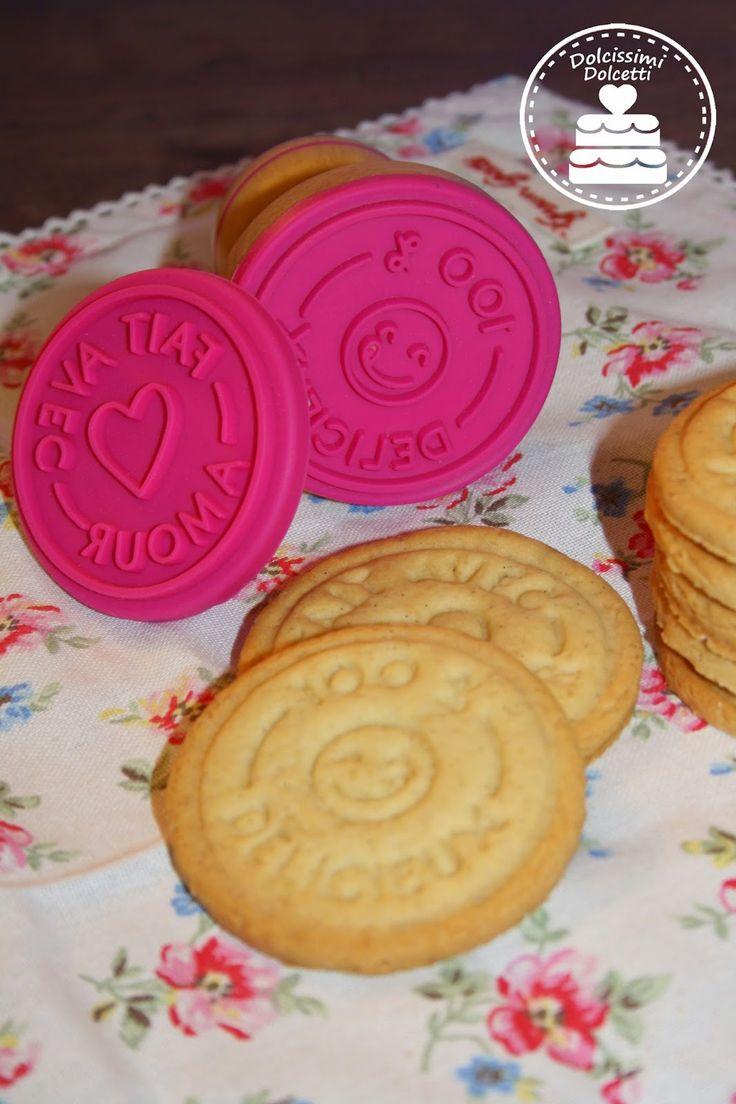 Biscotti con farina di riso - Cookies with rice flour