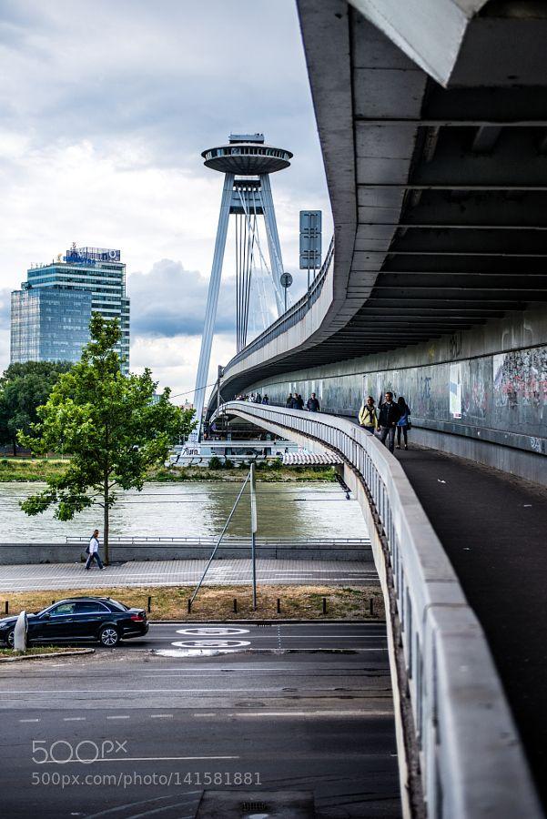 Nový Most- Bratislava by brunonasatti