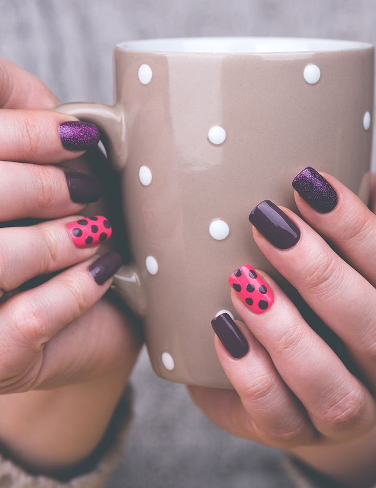Beauty Hacks For Chip-Free Nails Make your mani last longer ==