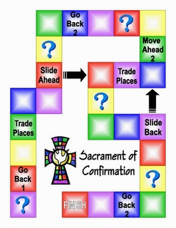 Sacrament of Confirmation (file folder game)- An active game that helps review the Sacrament of Confirmation.