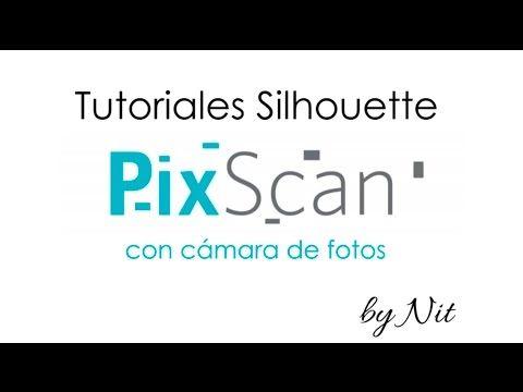 Tutorial Pixscan con cámara de fotos: calibrado y funcionamiento (Español)