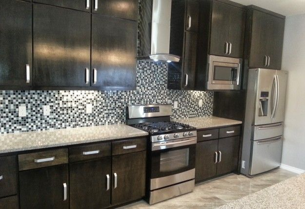 tiles in kitchen manhattan builders custom home beautiful kitchen with 2806