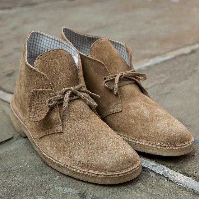 Oakwood Desert Boot by Clarks