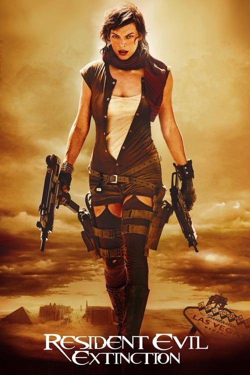 Watch Resident Evil: Extinction Full-Movie