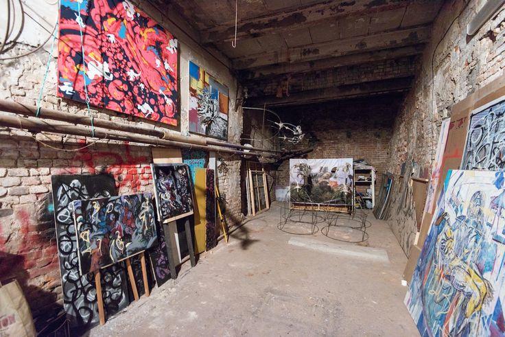 #makaronka #makaronka_space #workshop #art #contemporaryart