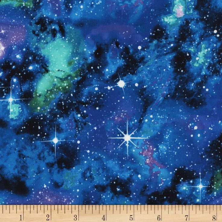 Timeless Treasures Out Of This World Galaxy Galaxy from @fabricdotcom  From Timeless Treasures, this cotton print fabric is perfect for quilting, apparel, and home decor accents. Colors include shades of blue, shades of green, shades of purple, adn white.