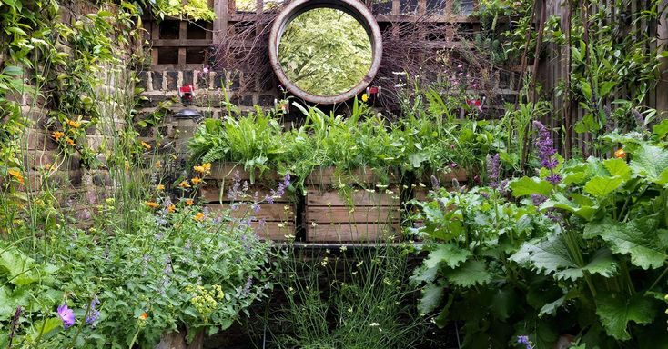 Small spaces, big ideas. It's time to transform your tiny garden in time for spring
