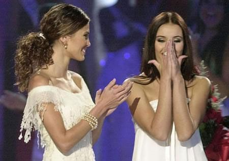 Oxana Fedorova - Russia - Miss Universe 2002
