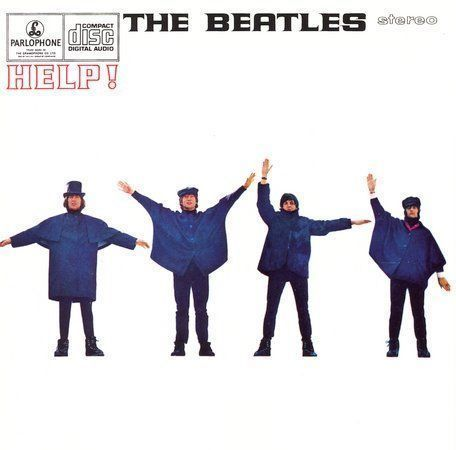 Help! by The Beatles (CD, Jul-1987, Capitol) #BritishInvasion
