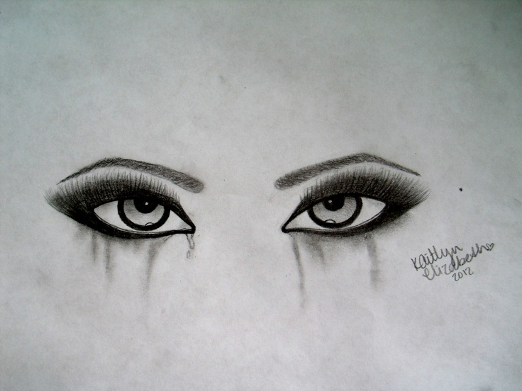 11 best images about Crying eye tattoo on Pinterest ...