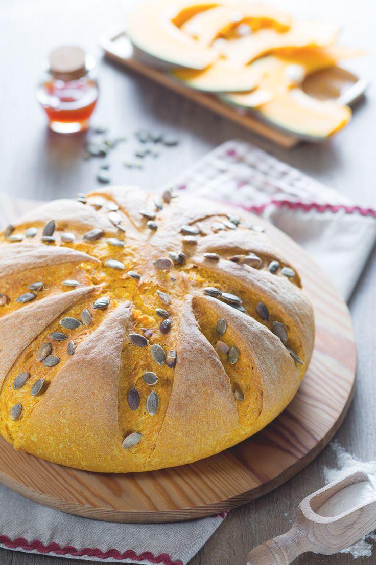 Pane di zucca: porta in tavola la stagionalità! #Giallozafferano #recipe…