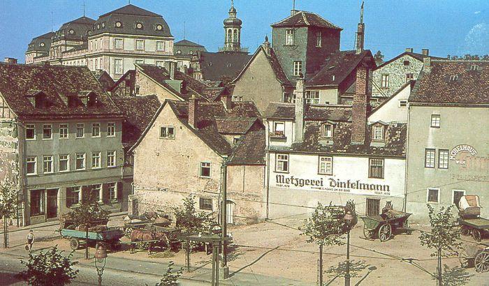 Darmstadt früher | Schloß | by DerSüdhesse