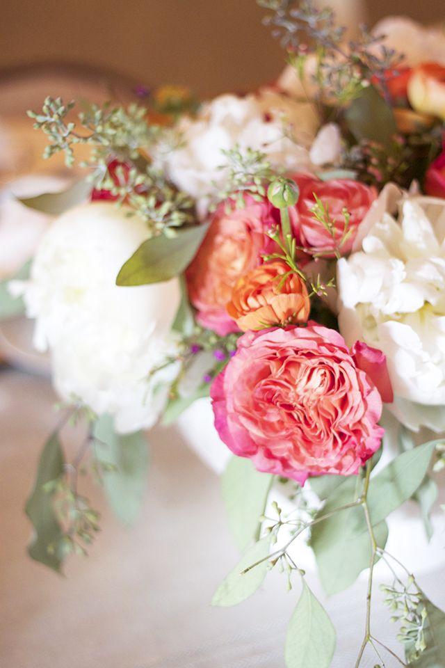 Basket Flower Arrangement Step By Step : Best images about diy flower arrangements on