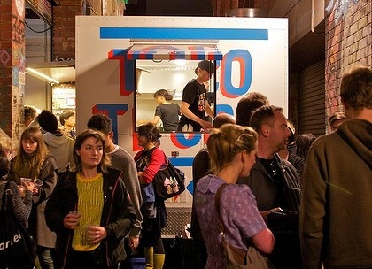 Pop-up restaurant, The Taco Truck, roaming in the city and inner north suburbs of Melbourne.