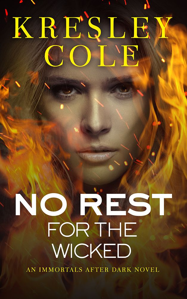No Rest for the Wicked   Kresley Cole (Immortals After Dark #3)