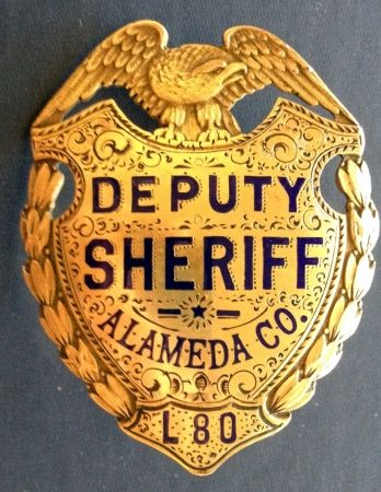 Alameda Co Sheriff Calif