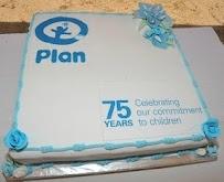 Plan Kenya cake