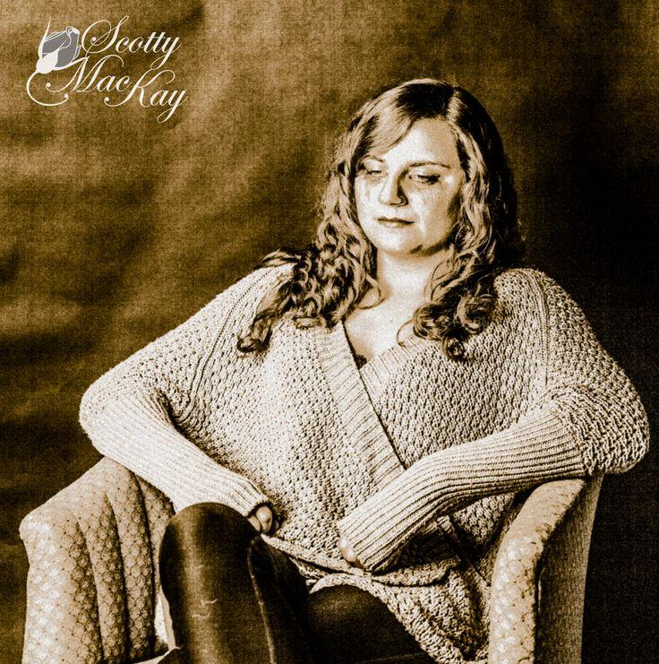 An image depicting depression. Model: Kaitlyn Deschner Agency: Infinity Modeling Saskatoon